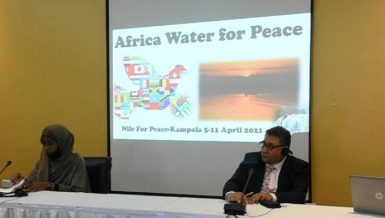 Nile for Peace Conference was attended by representatives of civil society and stakeholders from nine African countries, namely: Ethiopia; Egypt; Sudan; Uganda; Kenya; Tanzania; the Democratic Republic of the Congo (DRC); Burundi; and Morocco.