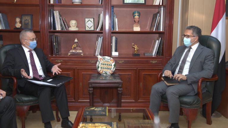 Egyptian resorts ready to receive international tourism: Tourism Minister