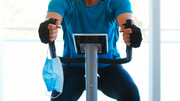 Cloth face masks affect exercise performance, physical capacity