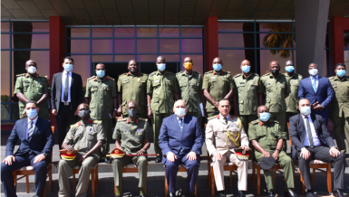 Egypt, Uganda sign military intelligence-sharing agreement