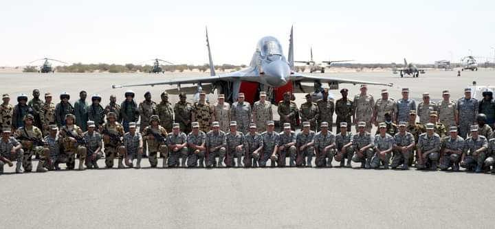 """Egypt, Sudan conclude joint """"Nile Eagles - 2"""" air force training"""