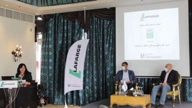 Lafarge first local cement maker to introduce EcoLabel products in Egypt