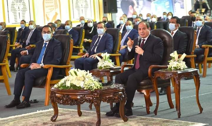 Egypt respects other countries' development desires, provided its Nile water share unharmed: Al-Sisi