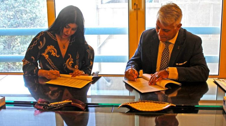 Real Estate Chamber, GCC company sign cooperation protocol to export Egyptian real estate