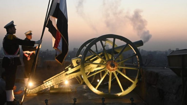 Iftar Cannon: History behind special Ramadan tradition in Egypt