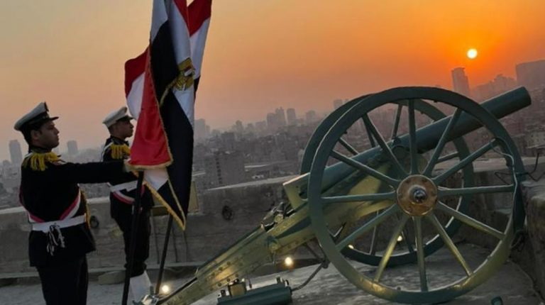 Ramadan Canon returns to announce iftar after almost 30-year pause