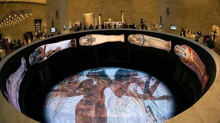 Mummies Hall at Egyptian Civilization Museum to receive visitors on World Heritage Day