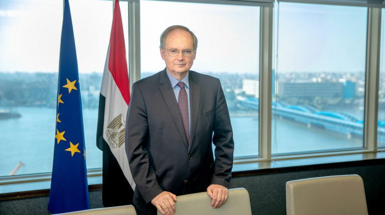 Egypt, EU cooperating to face shared challenges of water resource management: EU Ambassador