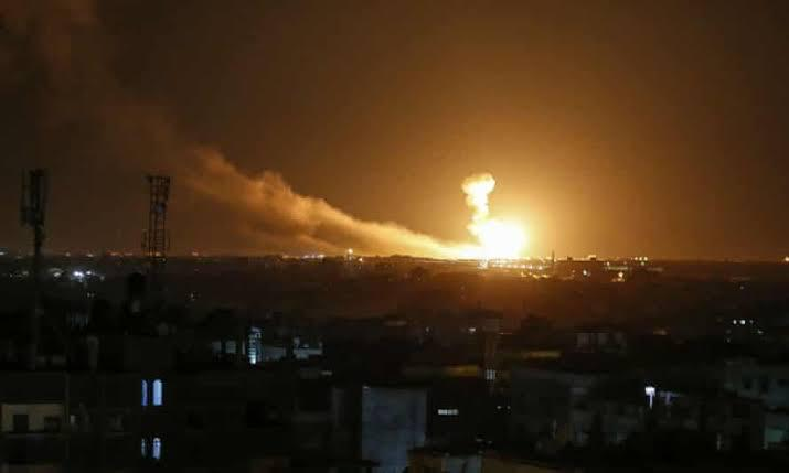 Syrian missile lands near Israel's Dimona nuclear reactor