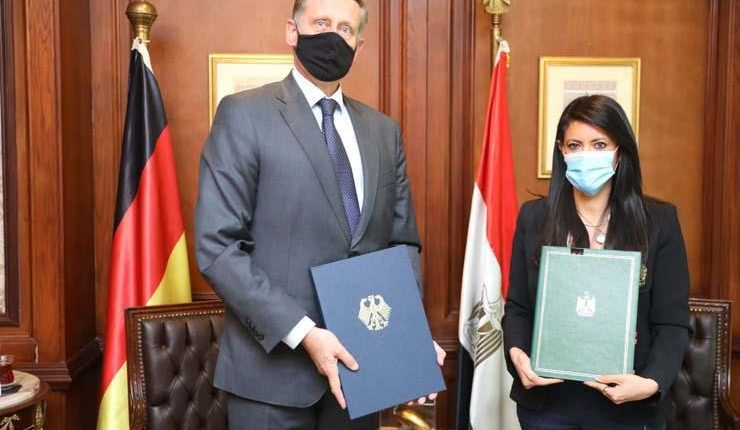 Egypt signs €57.7m financing agreement with Germany to launch 6 projects across various sectors