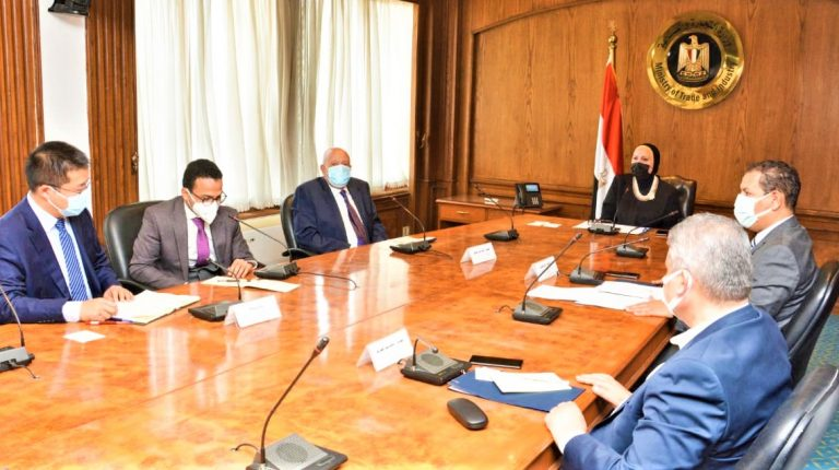 Egypt, China hold expanded meeting to discuss increasing bus production