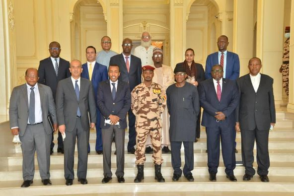 Egypt participates in African fact-finding mission to Chad