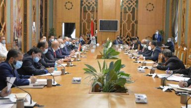 Egypt, Libya hold Joint Consulate Committee meeting in Cairo