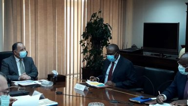 Egypt supports Afreximbank's efforts to facilitate COVID-19 vaccine access in Africa: Finance Minister
