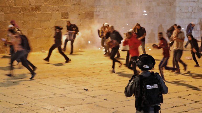 Egyptian Parliament condemns Israeli violence in Jerusalem
