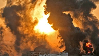 Israel continues targeting Gaza, Palestinian resistance responds with missiles