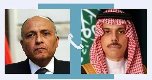 Egypt, Saudi Arabia aim to restore calm in Palestinian territories