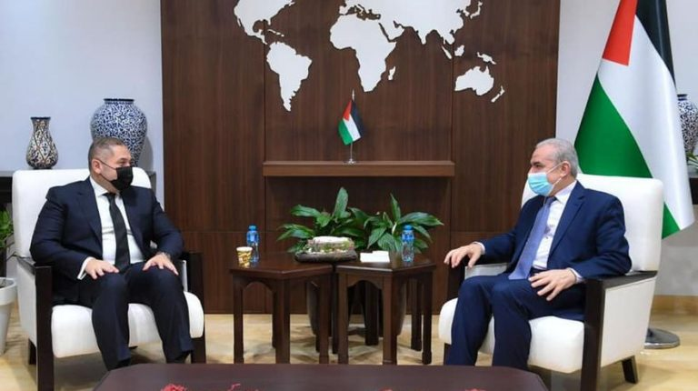 Egyptian government conveys solidarity with Palestinians amid Gaza attack