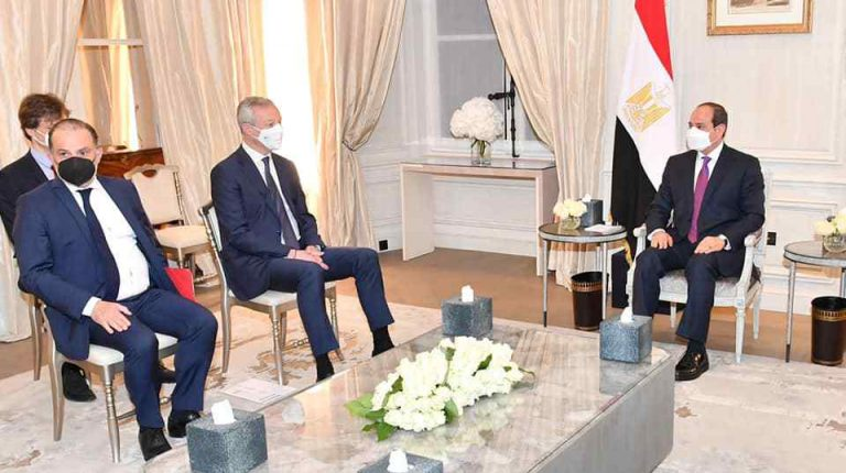 Egypt's Al-Sisi reiterates need for binding legal agreement for GERD