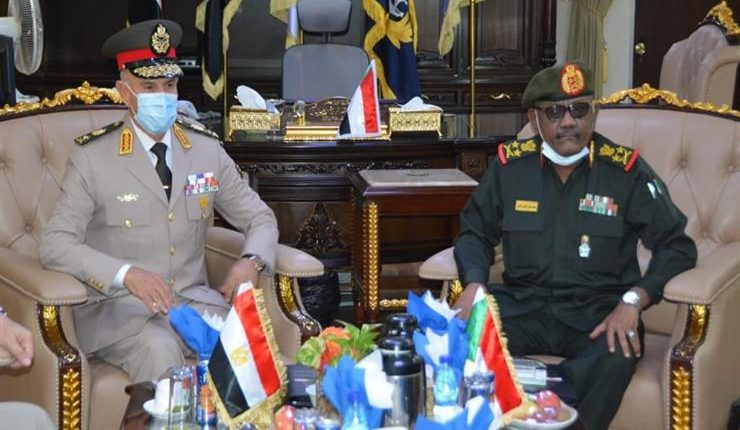 Egypt aims to hold another military manoeuvre with Sudanese army soon