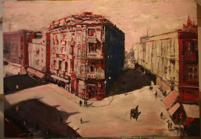 Cairo Opera to open 'Cairo 50' Architectural Heritage Exhibition