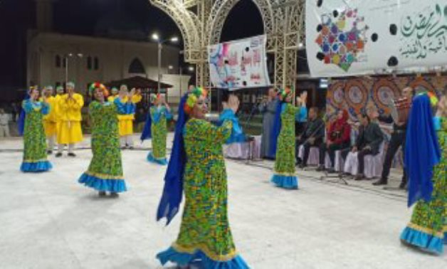 Ramadan Nights Festival at Egypt's cultural palaces concludes