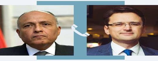 Egypt, Ukraine discuss ways to stabilise Palestine-Israel conflict
