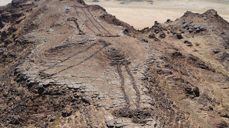 Saudi Arabia reveals new archaeological discovery 'older than Egypt Pyramids'