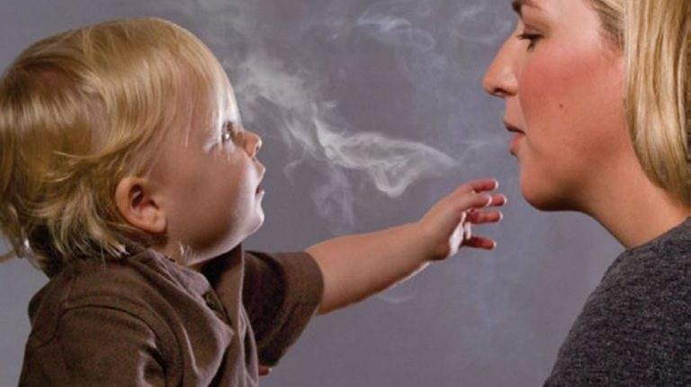 Second-hand tobacco exposure in utero linked to decreased lung function in children