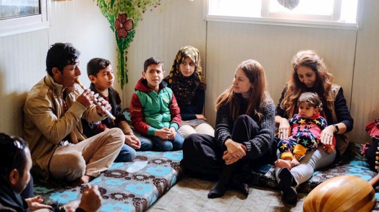 UNHCR appoints Raya Abirached as MENA region Goodwill Ambassador