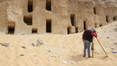 Egypt discovers several ancient tombs in Sohag's Al-Hamdiya necropolis