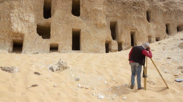 Egypt discovers several ancient tombs in Sohag's Al-Hamdiya necropolis