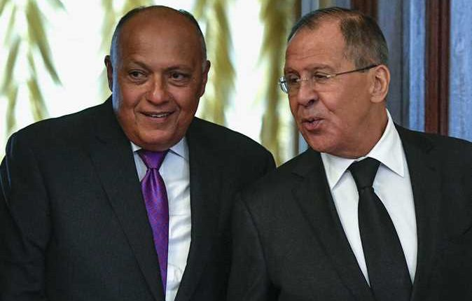 Egypt, Russia demand Israel end bloodshed in Occupied Palestinian Territories