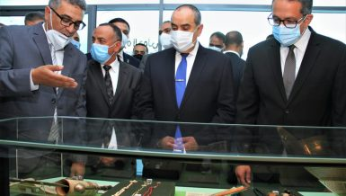 Egypt opens Cairo International Airport Museums to celebrate International Museum Day