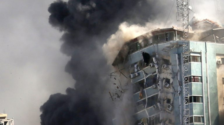 US State Secretary, Egypt FM discuss bloodshed in Gaza, stress strategic partnership