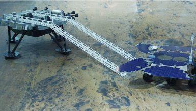 China's Mars rover, Zhurong