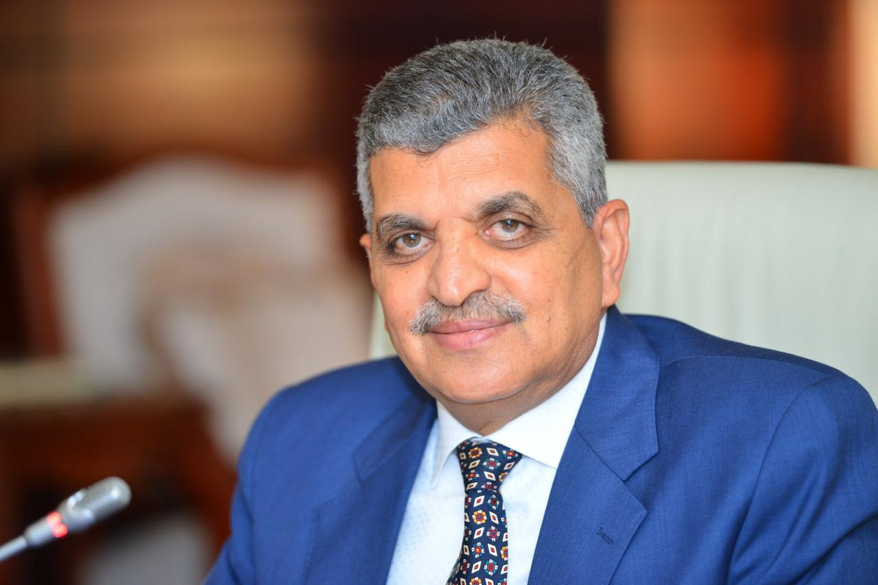 Osama Rabie, Chairperson of the Suez Canal Authority (SCA)