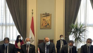 Egypt, US discuss developments of GERD talks
