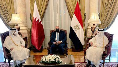 Egypt, Qatar stress importance of building on AlUla Summit