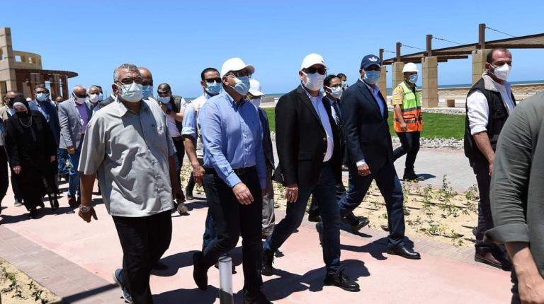 Egypt's New Mansoura to maximise important geographic, strategic location: Madbouly