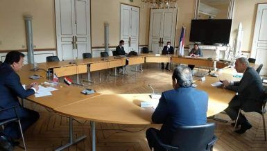 Egypt highlights importance of supporting scientific, cultural cooperation with France