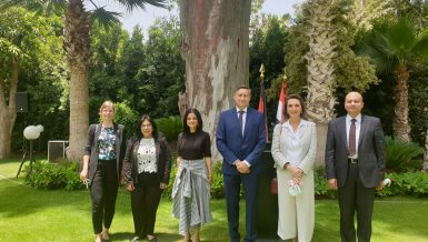 Germany provides EGP 2m grant for small projects in Egypt