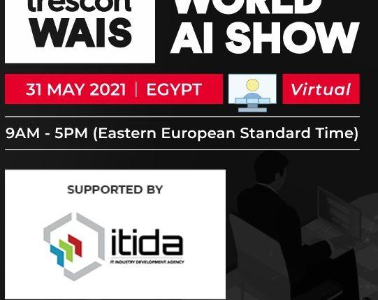 Egypt to host 25th World AI Show virtually