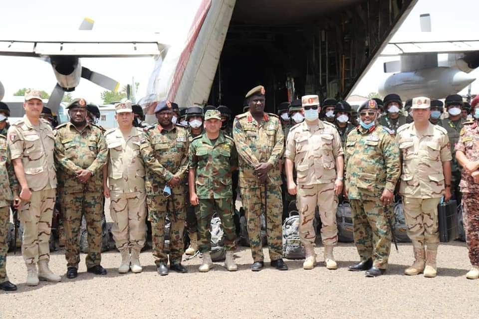 Egypt, Sudan to hold 'Guardians of the Nile' joint military exercises
