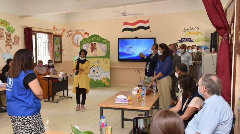 EU, World Food Programme witness sustained impact of collaboration in Upper Egypt
