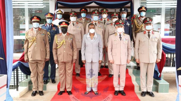 Egypt, Kenya sign Technical Agreement on Defence Cooperation