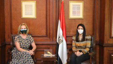 Egypt, USAID discuss ongoing, future development projects
