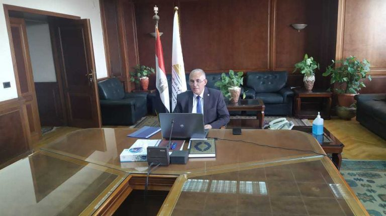 Egypt faces several water challenges, foremost from GERD: Water Resources Minister