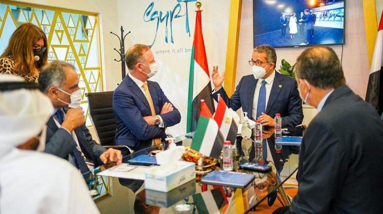 Egypt's average arrivals in April 2021 almost 50% of 2019 monthly median: El-Anani