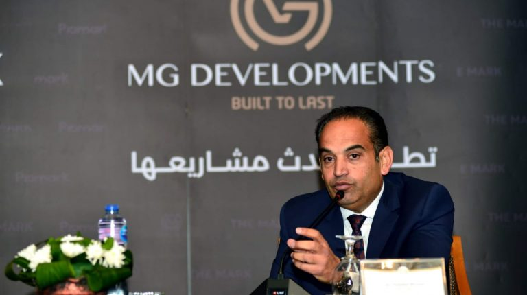 MG Developments eyes EGP 3bn in sales by 2021 end